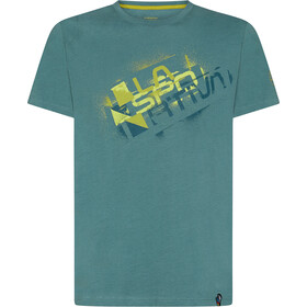 La Sportiva Square Evo T-Shirt Heren, groen